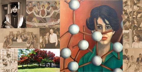 """ד""""ר רות לוינסון, מדענית ואמנית"""